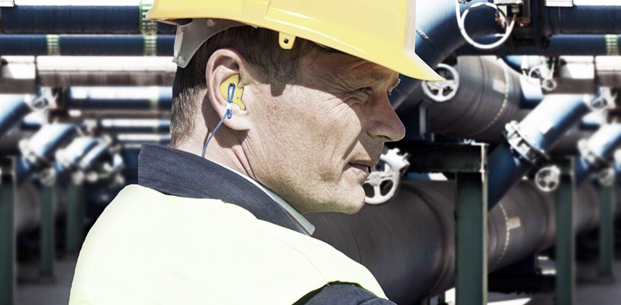 Individueller Gehörschutz für die Arbeit
