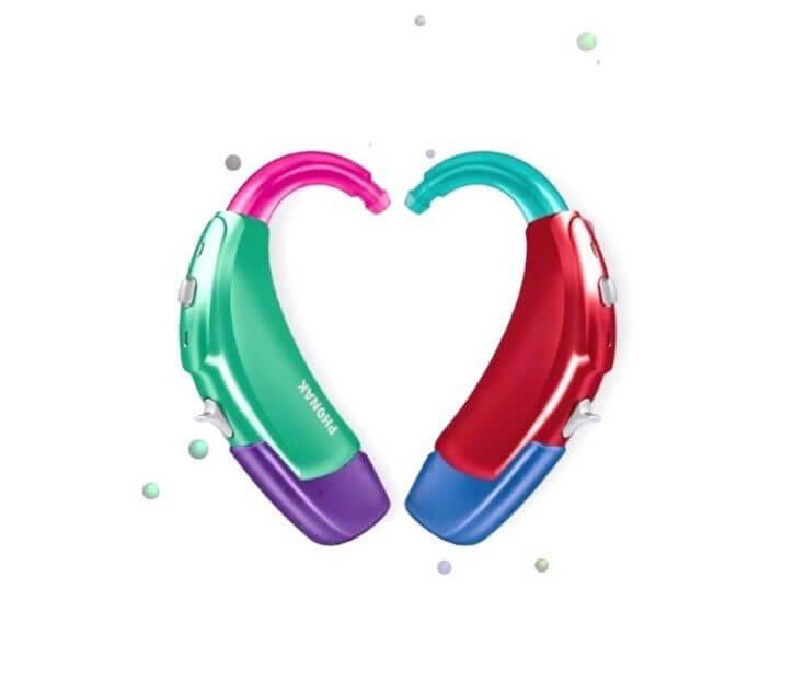 Hörgeräte für Kinder sind Herzenssache