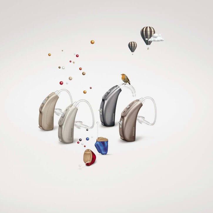 Hörgerätehersteller-Phonak