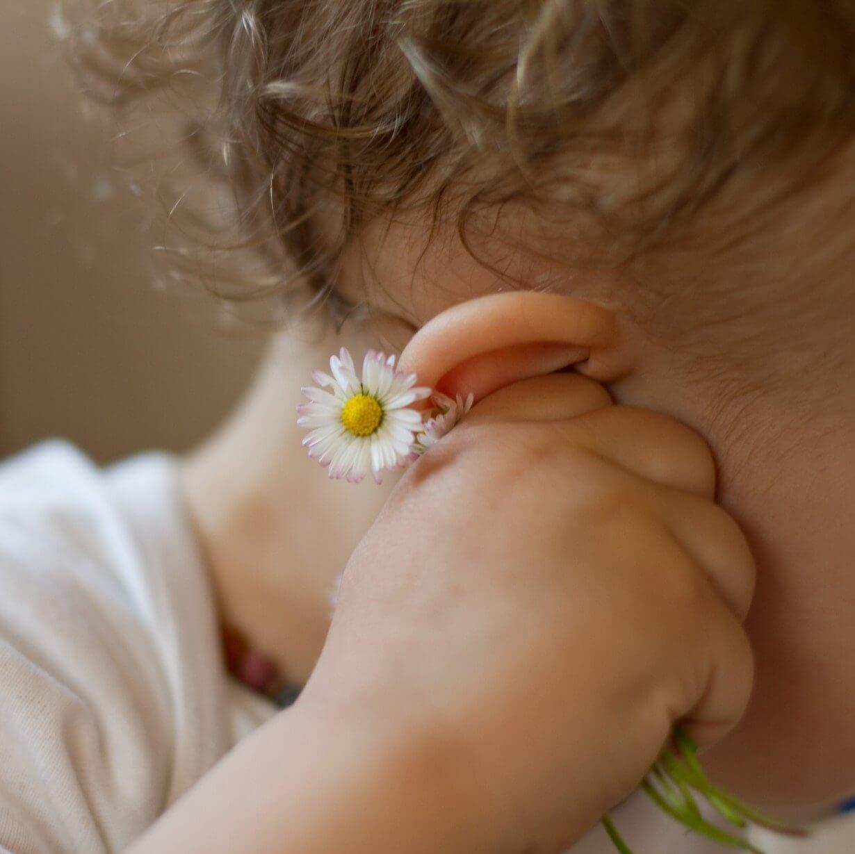 Hörtest bei Kindern