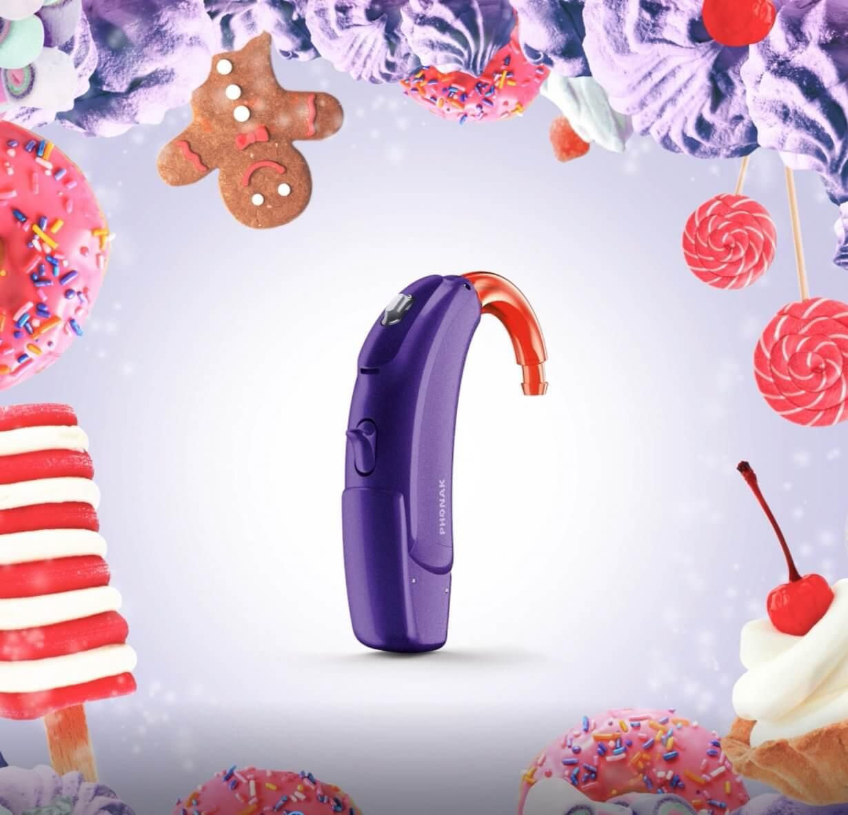 Hörgeräte für Kinder produkte