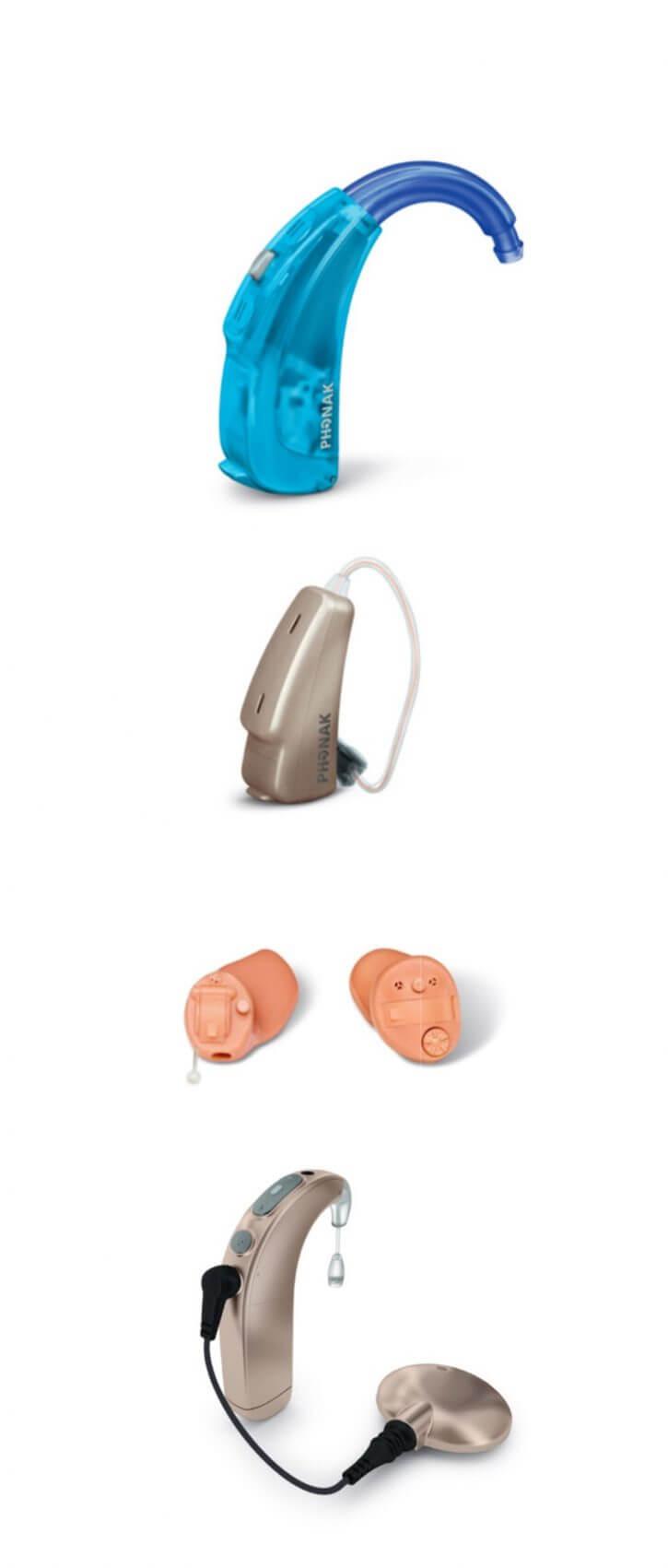 die wahl der hörgeräte für kinder