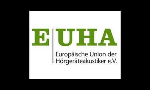 Mitglied der Europäischen Union der Hörgeräteakustiker
