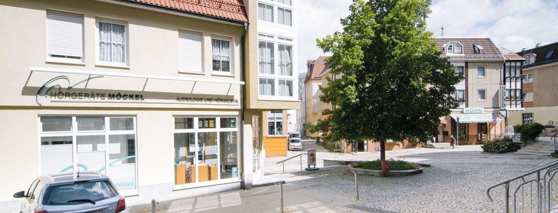 Hörgeräte Suhl Rimbachstraße