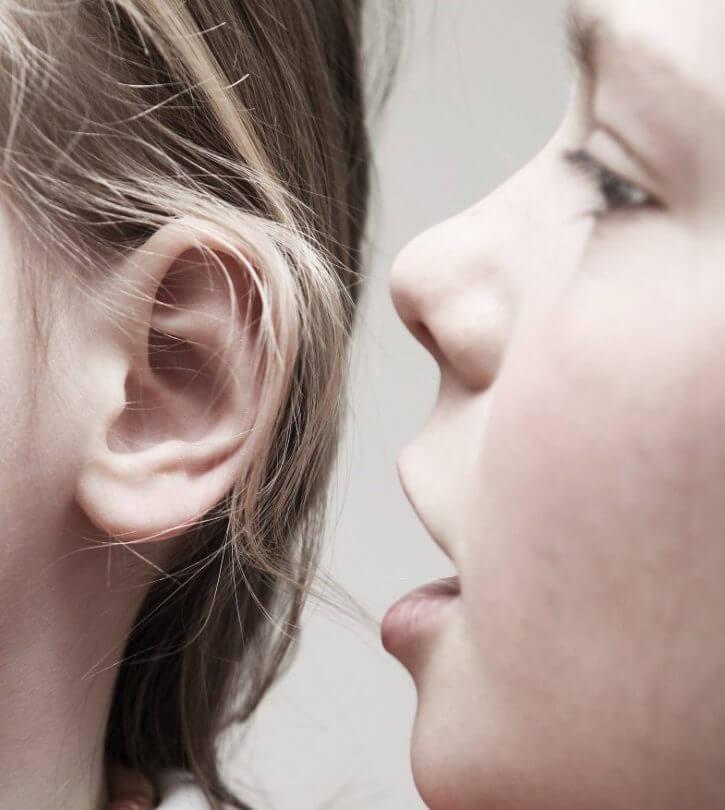 Hörtest bei Kleinkindern