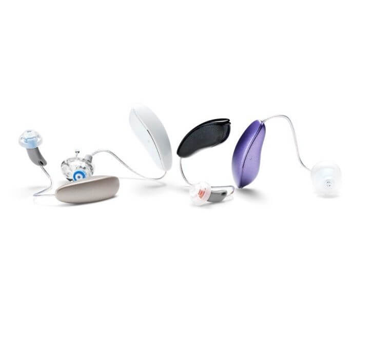 Schwerhörigkeit und Hörgeräte