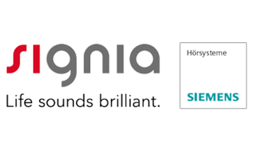 Signia und Siemens bei Hörgeräte Möckel