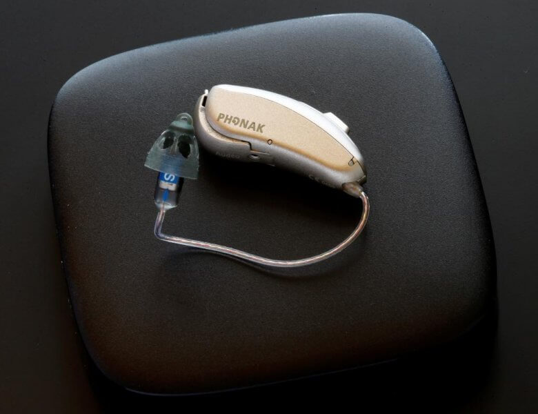 Das Phonak Audéo B-Direct: Wenn sich Ihr Hörgerät direkt verbindet.