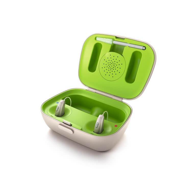 Phonak Hörgeräte zum Aufladen