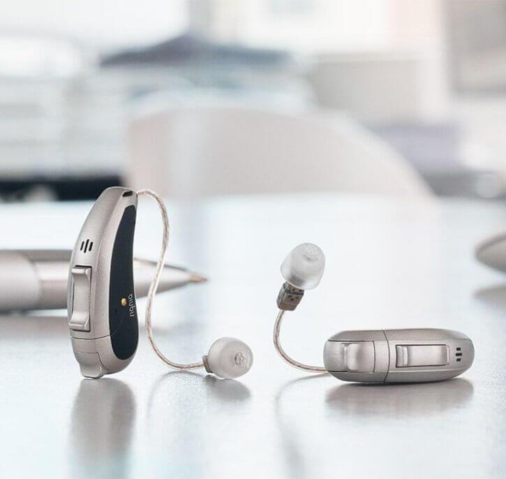 Tinnitus Behandlung mit Kombi-Hörgeräten