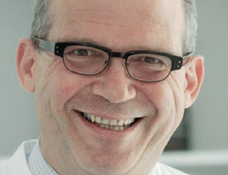 Dr. med. Joachim Zeeh, Chefarzt Geriatrische Fachklinik Meiningen