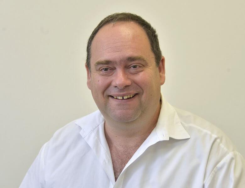 MUDr. Martin Eber, Oberarzt Hals-Nasen-Ohrenheilkunde Klinikum Bad Salzungen