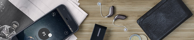 Hörgeräte-Test einfach Probetragen