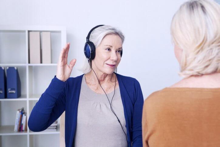 Kostenloser Hörtest wie funktioniert er