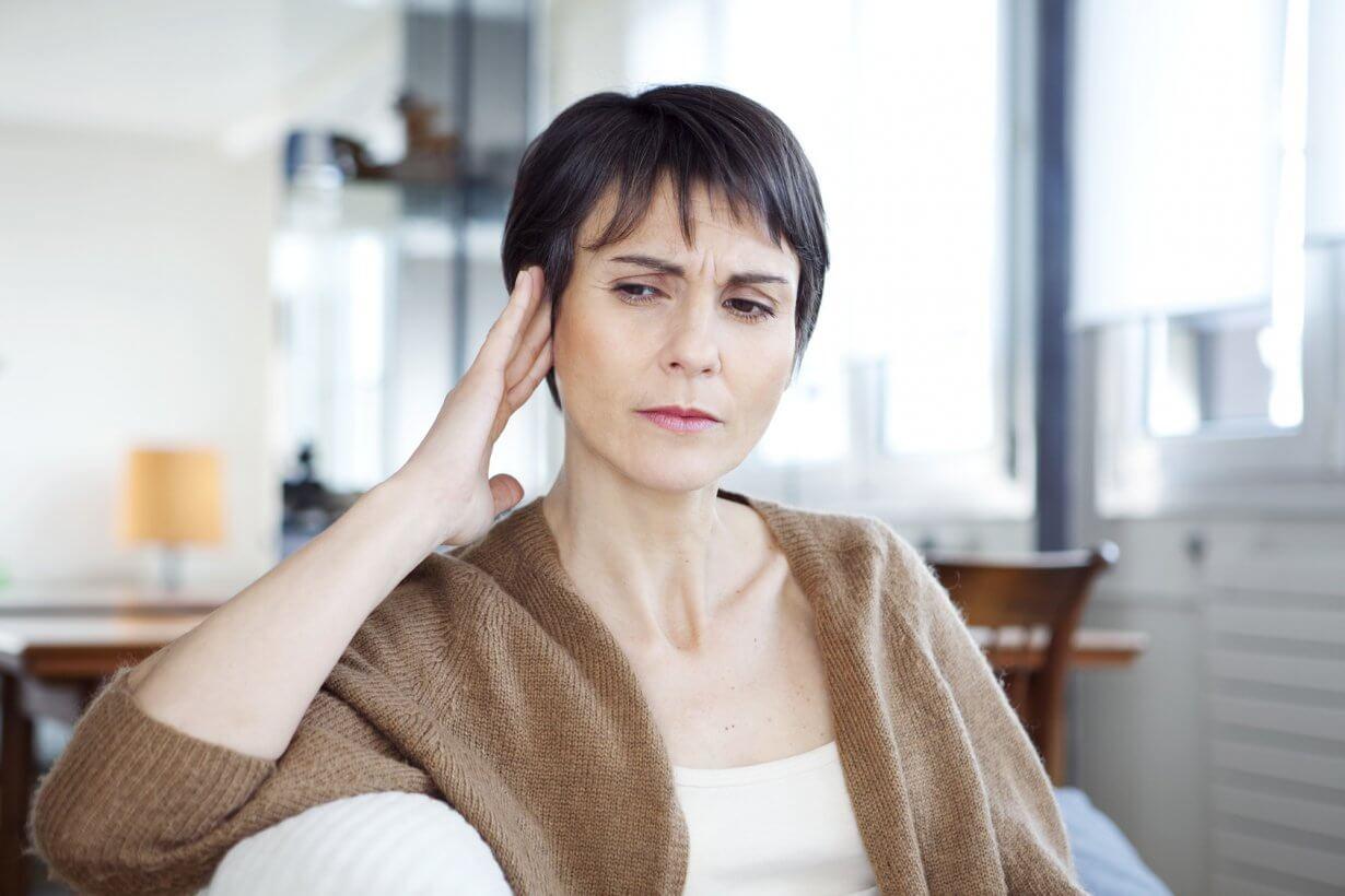Plötzlicher Hörverlust