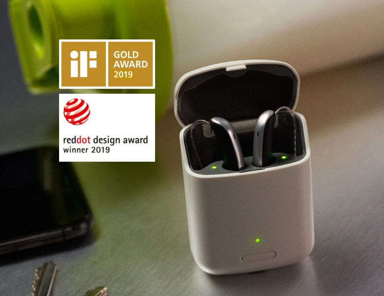 Styletto Connect gewinnt Red Dot und iF Gold Award