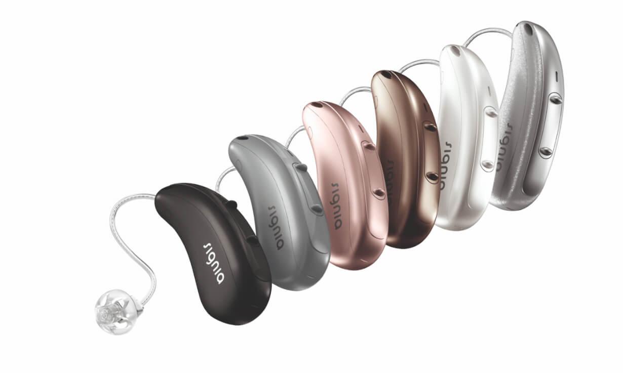 signia hörgeräte farben